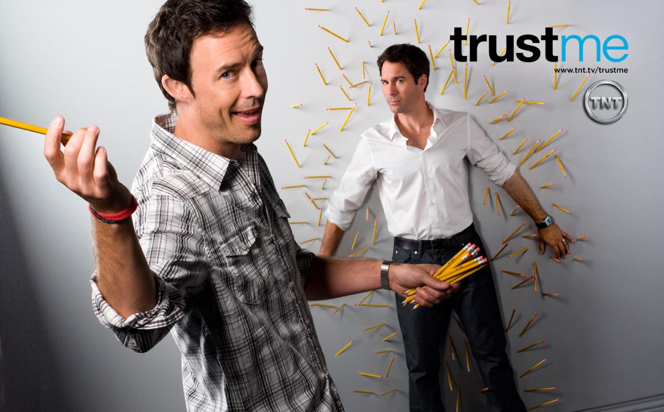 Trust me serie