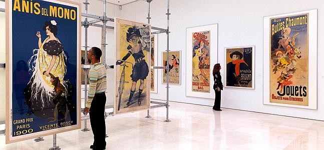 Museo Picasso - Exposición El Cartel Europeo