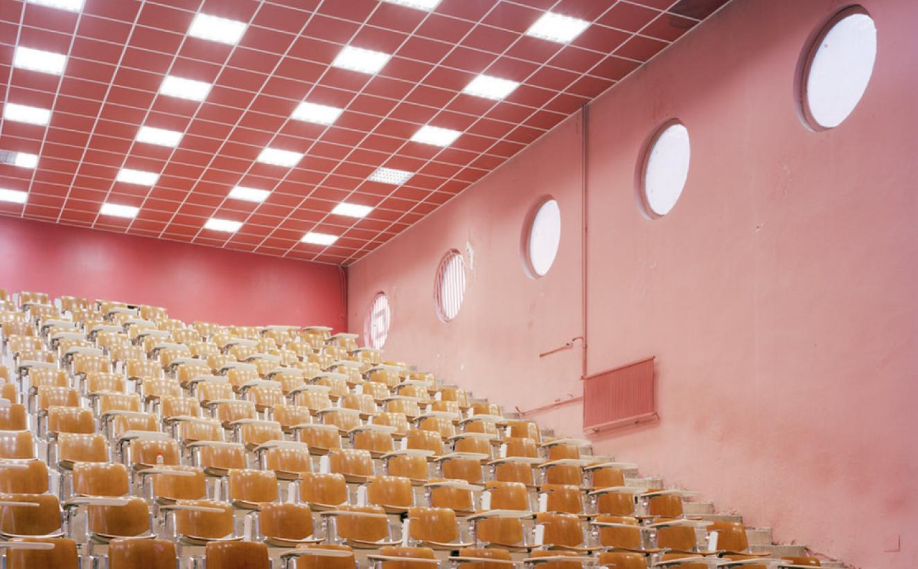 Universidad en Constantina, Argelia