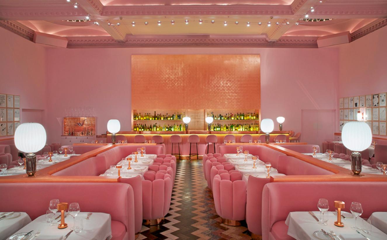 Sketch Restaurant, Londres