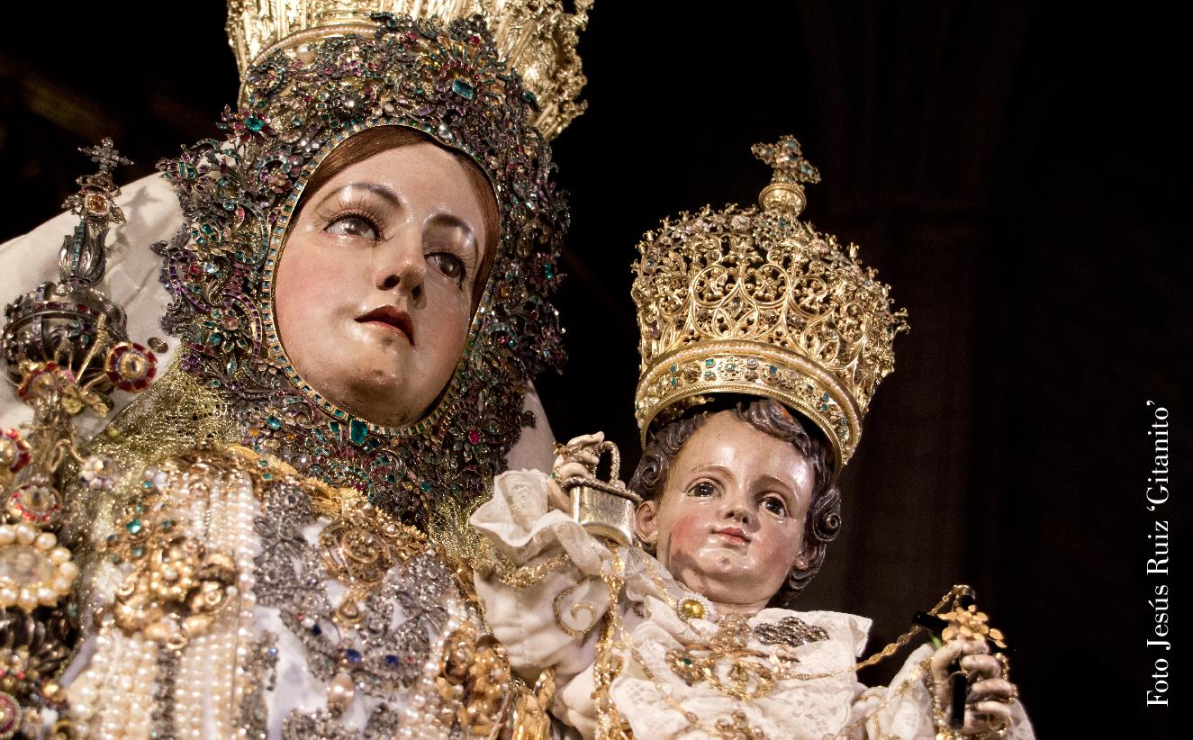María Santísima de Araceli por Jesús Ruiz Gitanito