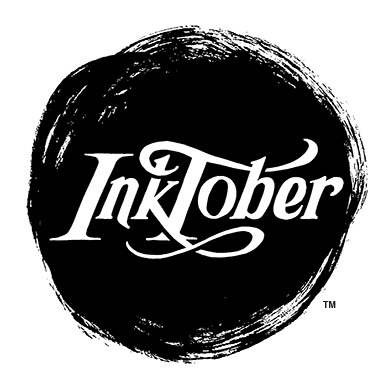 Inktober logo