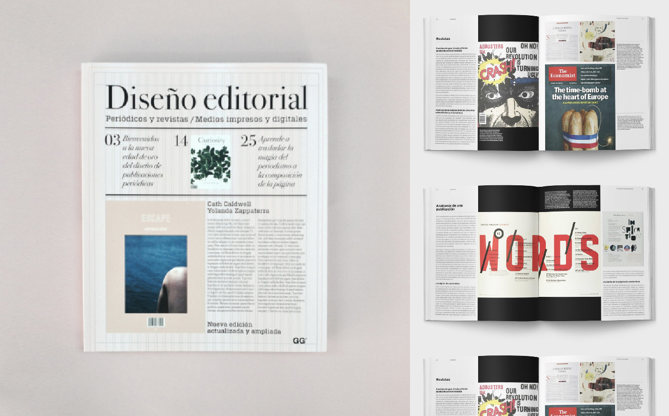 Diseno editorial Gustavo Gili