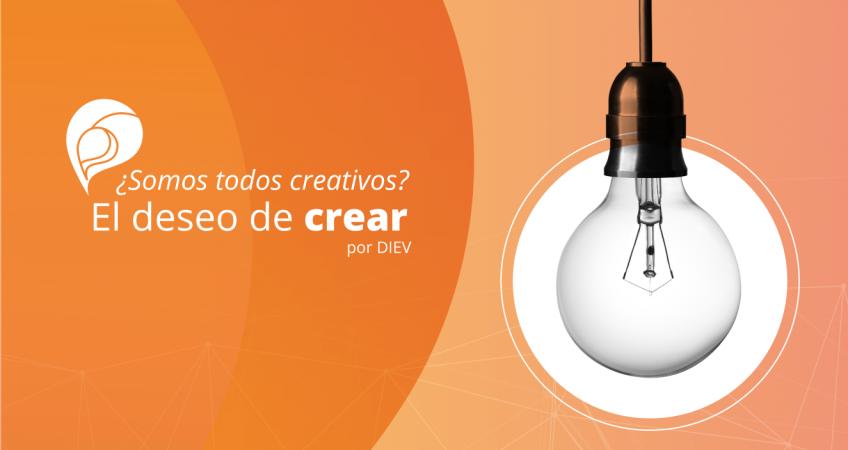¿Somos todos creativos?
