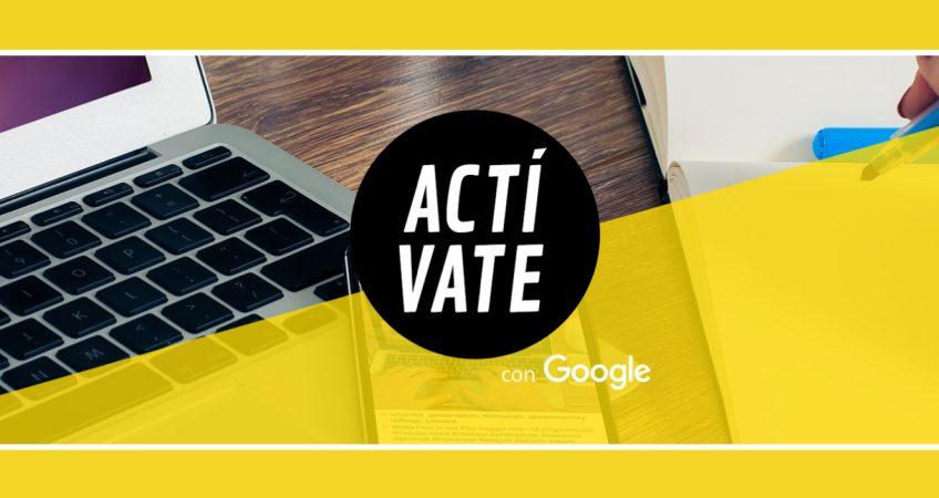 Google, Movimiento Actívate